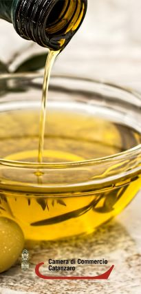 Camera di Commercio Catanzaro, olio d'oliva