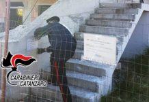 Abusivimo edilizio, Borgia 04.03.2021