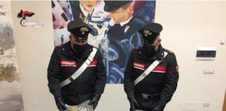 Carabinieri Crotone, sequestro droga