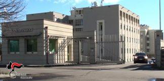 Carabinieri Reggio Calabria, controlli territorio