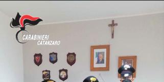 Falerna, Carabinieri Catanzaro