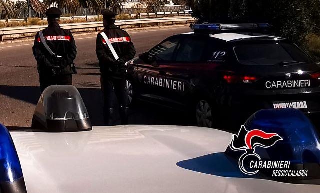 Gioiosa Jonica, Carabinieri Reggio Calabria