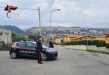 Girifalco, Carabinieri Catanzaro