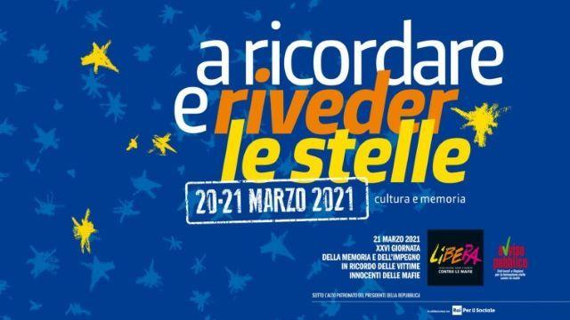 Libera Catanzaro, incontro 21 marzo 'a ricordar e riveder le stelle'