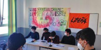 Liceo Siciliani e gli incontri con Libera