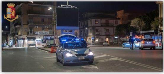 Polizia Catanzaro Lido