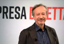 Presa Diretta, Riccardo Iacona