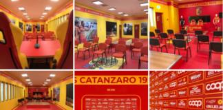 US Catanzaro restyling Ceravolo