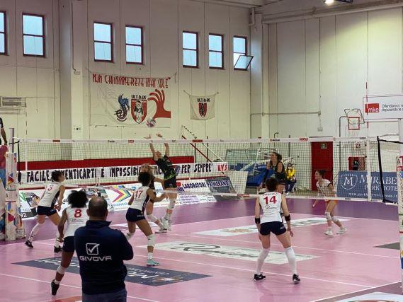 Volley Soverato Sassuolo, pool promozione