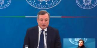 decreto sostegni governo Draghi
