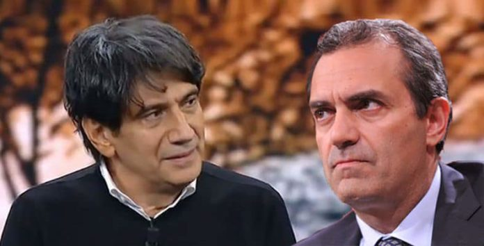 Carlo Tansi e Luigi De Magistris (fonte: Facebook Greco)