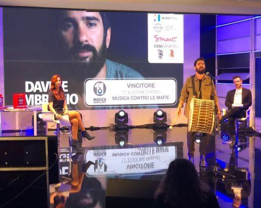 Premio Affidato, Sanremo 2021, vincitore musica contro le mafie