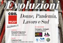 CGIL Donne Pandemia Lavoro e Sud