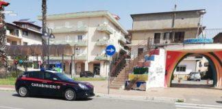 Cirò Marina, Carabinieri Crotone