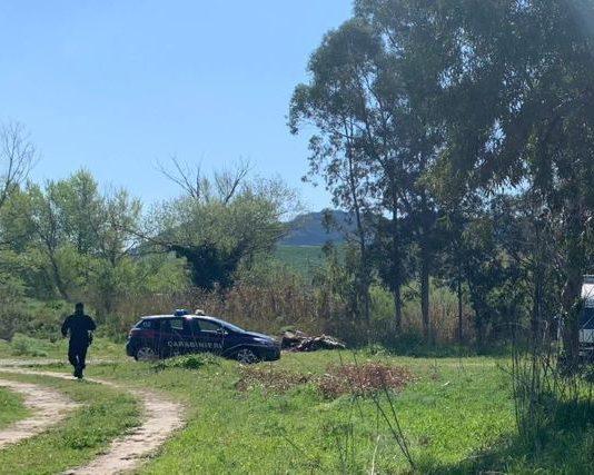 Caccuri, smaltimento illecito rifiuti, Carabinieri Crotone
