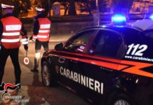 arresto San Luca, Carabinieri Reggio Calabria