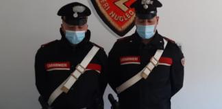 Cirò Marina traffico stupefacenti, arresto Carabinieri Crotone