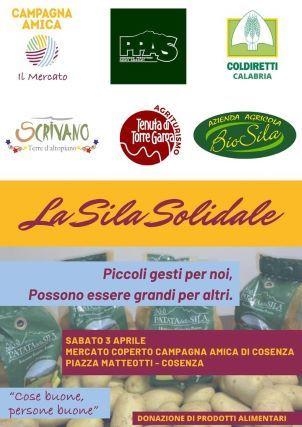 Coldiretti Calabria, Campagna Amica Cosenza