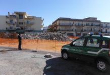 Discarica abusiva Reggino, Carabinieri Forestali