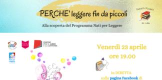 Giornata del Libro, Sistema Bibliotecario Vibonese eventi online