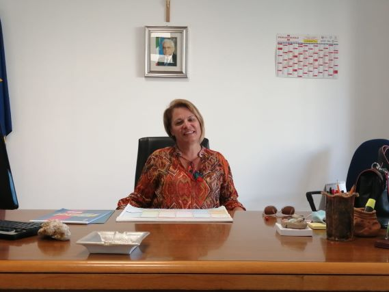 La Dirigente Cinzia Emanuela De Luca