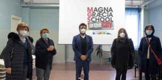 Magna Graecia School in the City