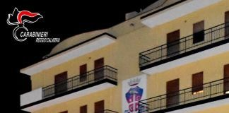 Melicucco, Carabinieri Reggio Calabria