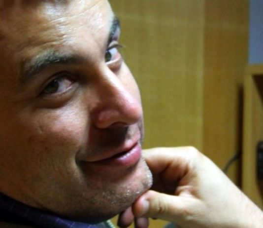 Michele Porcelli, operatore LaC - Foto Facebook