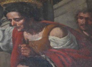 Giovanni Battista Colimodio (Chiesa dei Santi Pietro e Paolo Adorazione dei pastori)