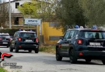 Palmi, Operazione Dioniso, arresti Carabinieri Reggio Calabria