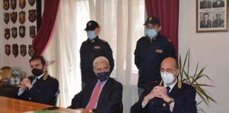 Massimo Gambino, Questura Crotone