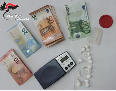 Soverato, arresto per droga Carabinieri Catanzaro