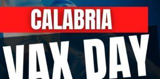Vax Day Calabria