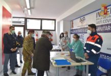 Vax Day Reggio Calabria