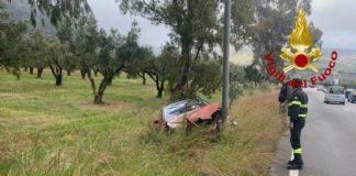incidente Sambiase, Vigili del Fuoco