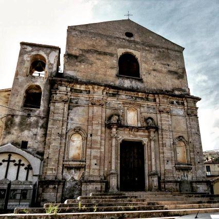 Battaglia di Lepanto Facciata Chiesa di San Domenico, Badolato (CZ)