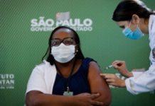 vaccini in Brasile (la Repubblica)
