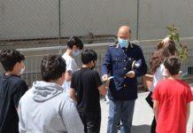 25 maggio, Qustura Catanzaro incontra gli studenti