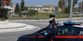 Carabinieri Crotone, controlli