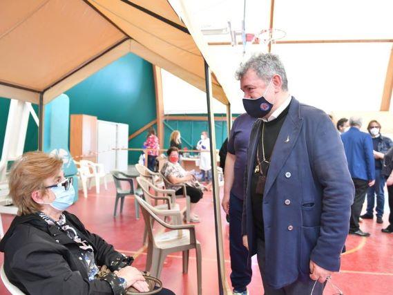 Centro vaccini Paola