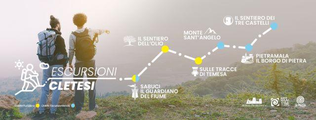 Escursioni Cletesi - Trekking Cleto