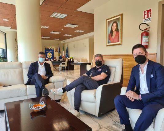 Expo 2021, Calvetta - Spirlì e Rossi