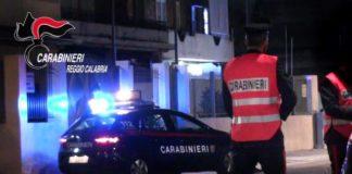 Gioia Tauro, controlli Carabinieri Reggio Calabria