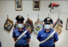 Gioia Tauro, sequestro di 300 mila euro, Carabinieri Reggio Calabria