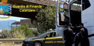 Lamezia Terme, misure cautelari Guardia di Finanza di Catanzaro