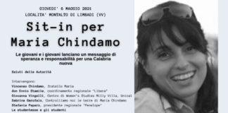 sit in per Maria Chindamo