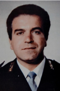Pietro Caligiuri, Polizia di Stato