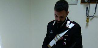 Squillace, Carabinieri Catanzaro