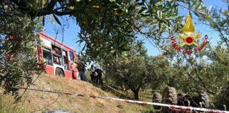 San Sidero, Vigili del Fuoco Lamezia