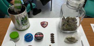Taurianova (RC), arresto per droga, Polizia di Stato
